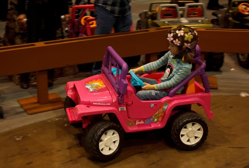 A Barbie Girl?