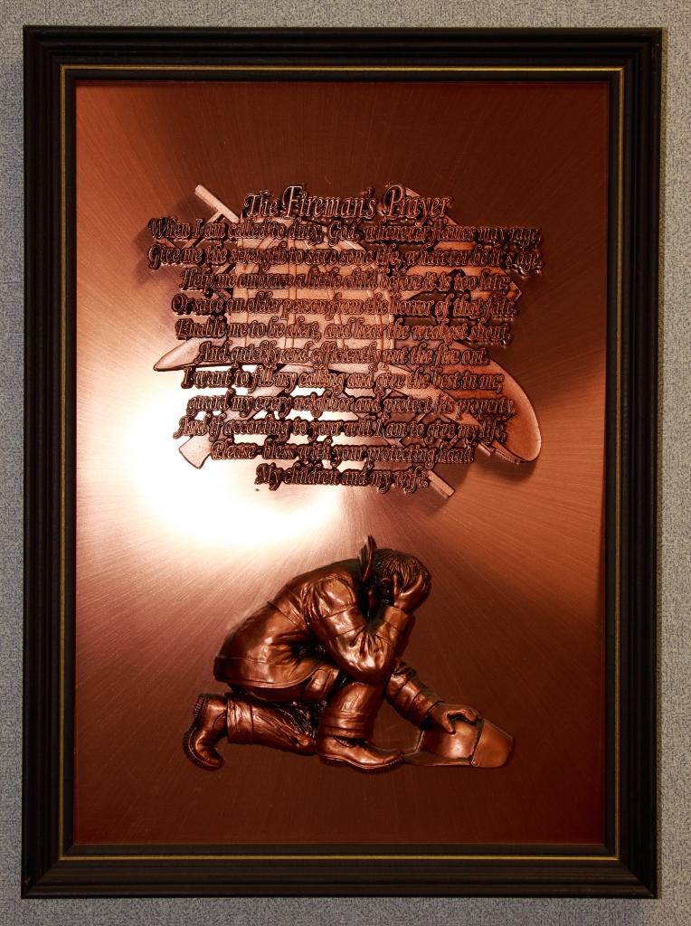 Firemen's Prayer