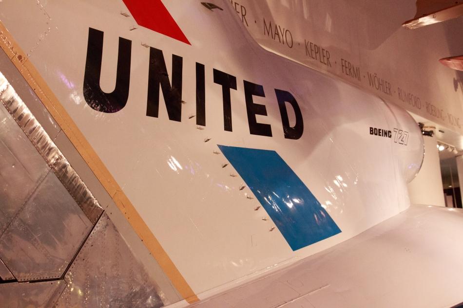 United 727!