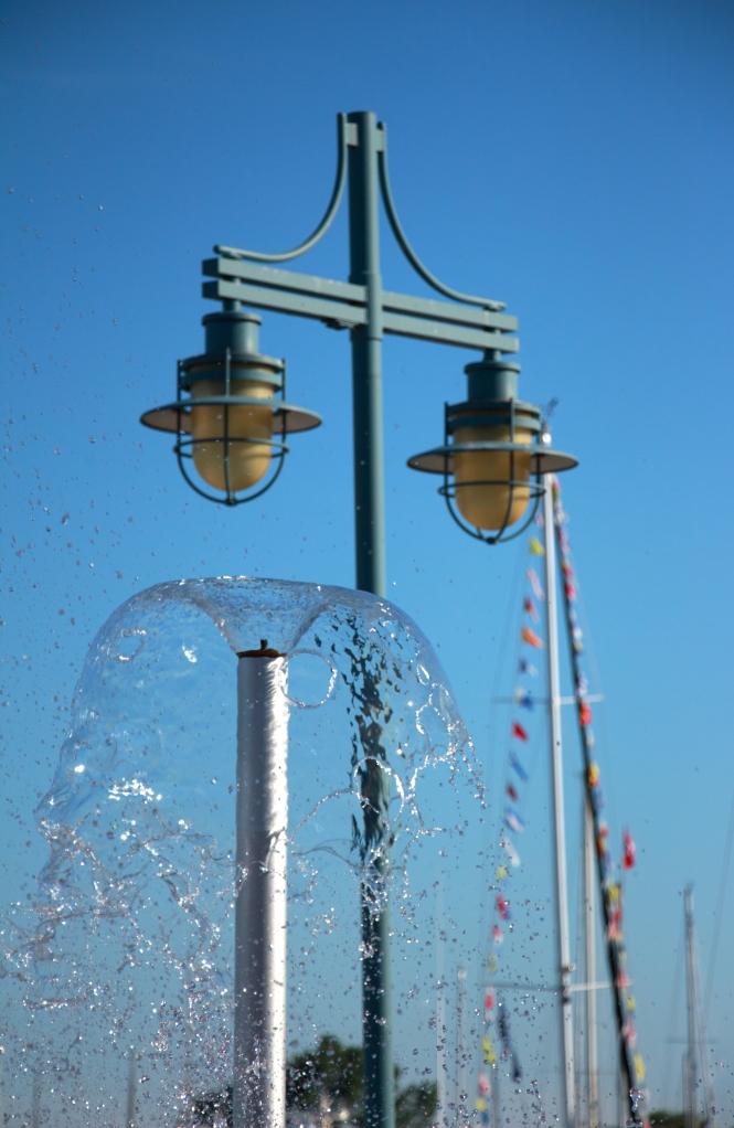 Scenic Fountain!