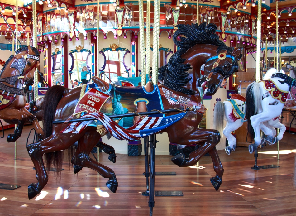 Ancient Carousel